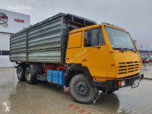 Camion benne occasion Steyr 1691-Man, Full Steel, Big axles!!! Big Tipper