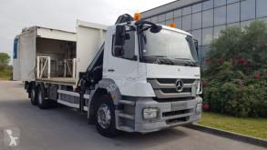Camion rideaux coulissants (plsc) Mercedes Axor 2533