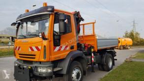Ciężarówka platforma burtowa Iveco Eurocargo 140E25