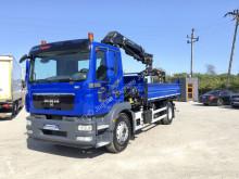 Camion benne MAN TGM 18.250 TGL , TGS , TGX nowy kiper + dzwig HMF 1420 K@ + radi
