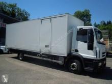 Iveco plywood box truck Eurocargo 120 E 18