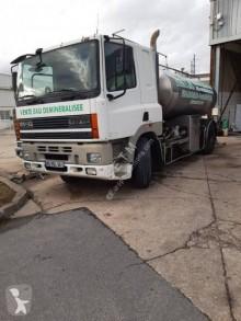 Camion cisternă transport alimente second-hand DAF CF 430
