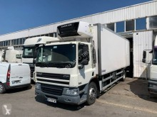 Used mono temperature refrigerated truck DAF CF75 310