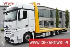 Camion porte engins occasion Mercedes Actros 2545