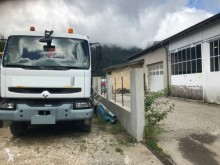 Camion benne occasion Renault Kerax 320