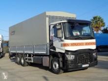 Ciężarówka platforma używana Renault