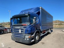Scania P 270 truck used tautliner