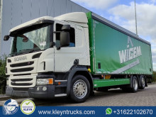 Camion Scania P 320 obloane laterale suple culisante (plsc) second-hand