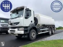 Gebrauchter Tankfahrzeug (Mineral-)Öle Renault Kerax 430 DXI