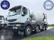 Camion betoniera cu rotor/ Malaxor second-hand Renault Kerax 430 DXI