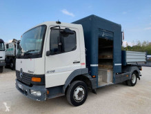 Camion benne occasion Mercedes Atego