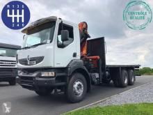Ciężarówka Renault Kerax 380 DXI platforma używana