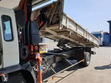 Ciężarówka Volvo FL6 15 wywrotka trójstronny wyładunek używana