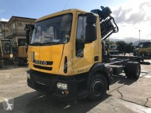Iveco Eurocargo 120 E 28 truck used three-way side tipper