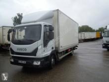 Camion fourgon polyfond occasion Iveco Eurocargo