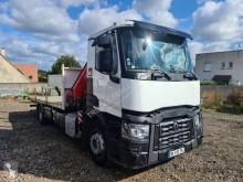 Used standard flatbed truck Renault