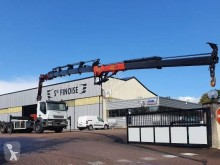 Camion transport containere second-hand Iveco Trakker 380