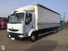 Camion cu prelata si obloane second-hand Renault Midlum