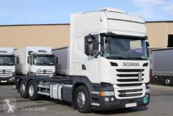 Camion châssis Scania R 450 SC Only! BDF Standklima ACC 2xTank