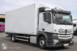 Camion furgone Mercedes Antos 1833 L 7,3 m Koffer LBW Liege Retarder