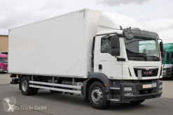 Camion MAN TGM 18.290 7,3 m Koffer LBW 1,5 t AHK fourgon occasion