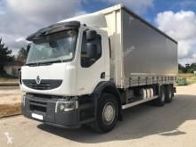Camion rideaux coulissants (plsc) occasion Renault Premium 430