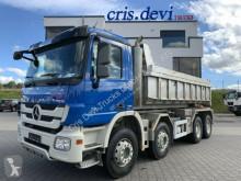 Camión volquete Mercedes 3244 8x4 Moser Hakengerät | Retarder Euro 5