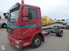 MAN TGL truck used chassis