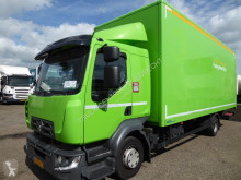 Camion fourgon Renault Gamme D 12 ,215 HP/PK ,LBW,bladvering, airco,automaat, a lames, Blattfederung, laadklep, TUV 05/2021