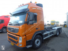 Camion porte containers Volvo 460 EEV , Cable 25 Ton