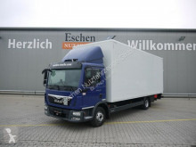 Camion fourgon MAN TGL 12.220 BL, EUR6, Koffer mit Seitentür, Navi