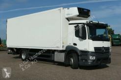 Camion Mercedes 1832 L Antos/Kühlkoffer/Carrier/LBW/ auf Lager frigo occasion