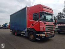 Scania LKW Schiebeplanen R440 6x2