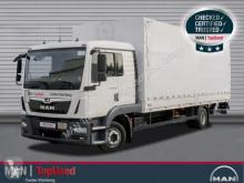 Camion savoyarde MAN TGL 12.220 4X2 BL AHK, Zusatzheizung, Klimaauto.