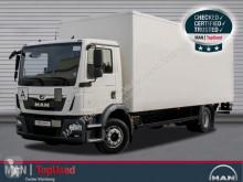 Camión MAN TGM 15.290 4X2 BL Koffer/Lbw, C-Fhs, Klimaautom. furgón usado