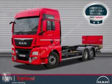 MAN LKW Fahrgestell TGX 26.400 6X2-2 LL BDF LBW 2000 kg