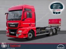 MAN LKW Fahrgestell TGX 26.400 6X2-2 LL XXL BDF LBW 2000 kg