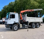 Camion Mercedes Actros 3336 bi-benne occasion