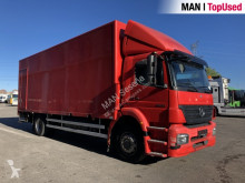 Camion Mercedes Axor MB 1829 fourgon occasion