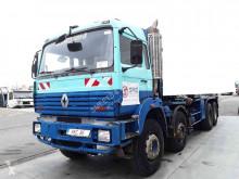 Camion Renault Gamme G 340 SANS pompes NO!!ohne pumpe châssis occasion