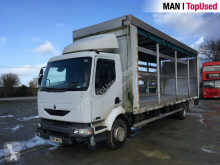 Camion Renault Midlum fourgon occasion