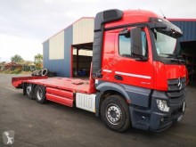 Camion Mercedes Actros 2545 L porte engins occasion
