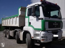 Camion benă bilaterala second-hand MAN TGA 35.440