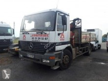 Used tipper truck Mercedes Actros 2035 L