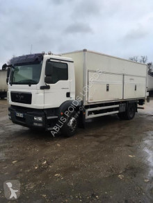 Camion MAN TGM 18.340 furgon second-hand
