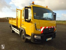 Used tipper truck Renault