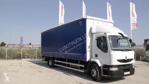 Camion rideaux coulissants (plsc) occasion Renault Midlum 270 DXI