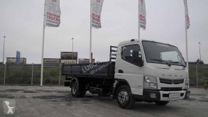 Used three-way side tipper truck Mitsubishi Fuso Canter 7C18