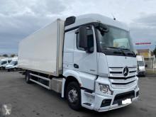 Камион фургон за пренасяне на покъщнина втора употреба Mercedes Actros 1832 NL