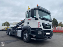 MAN TGS 26.440 truck used hook lift